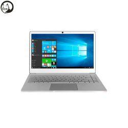 "Fox Fzb-Laptop-X4 14"" do computador portátil notebook estojo de metal IPS Gemini Lake N4100 4G 128g com teclado retroiluminado Ultrabook 2.4G/5G WIF"