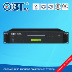 20W sistema PA reproduzido pode estar num leitor de DVD/MP3
