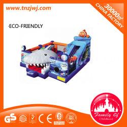 Ozean-Thema aufblasbare PVC-Spielwaren-Kind-Schlag-Häuser