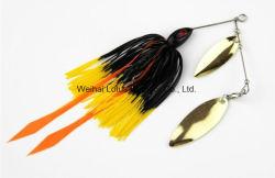 Het verschillende Aas van de Visserij van het Lokmiddel van de Visserij van het Aas van de Spinner van het Gewicht
