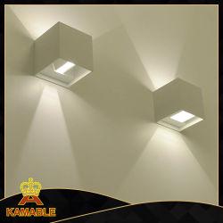 Proyecto moderno interior de la habitación de hotel de pared de luz LED ajustable (6066W LED).