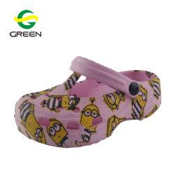Greenshoe EVA de socos Kids clássico unissexo entupir Sandals