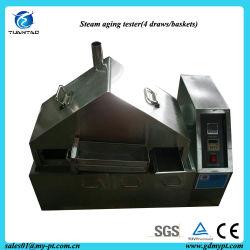 Máquina de teste de envelhecimento de vapor de temperatura dos terminais