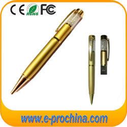 Neues kundenspezifisches Zeichen-Feder USB-Blinken-Großhandelslaufwerk (ET047)