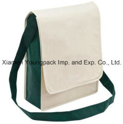 Eco Friendly Non-Woven personnalisé de promotion de l'épaule Sac Messenger