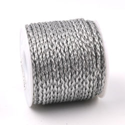Leid van Kabel van de Vlecht van de Fabriek van China de Vlakke