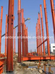 강철로 만든 알제리 빌딩 프로젝트