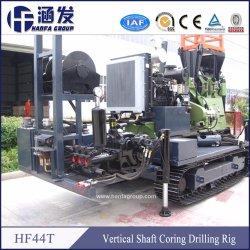 Hf-44t appareil de forage minier de carottage filaire