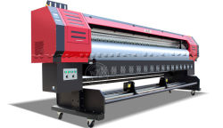 3.2m Dx7 Printer IndoorおよびOutdoor Printer WhatはEco Solvent Printingである