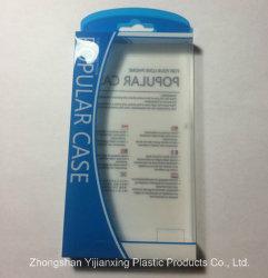 Le plastique PET/PVC/PP Emballage pour téléphone cellulaire cas, l'emballage en plastique transparent de couvercle de boîte pour téléphone mobile