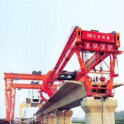 De Kraan van de Brug van de Balk van de Lancering van de Bouw van de brug 150t 45m