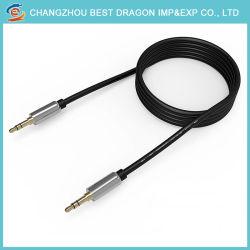 Auxiliaire 3,5 mm mâle à mâle câble audio stéréo pour voiture de MP3 iPod PC