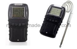 La surveillance des gaz Le dispositif de sécurité fonctionne sur batterie portable détecteur de gaz multiples lel, O2, H2S, alarme de détection de CO