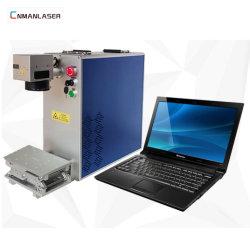 Computer portatile con raffreddamento ad aria da 20 W, tastiera, macchina per marcatura laser in plastica