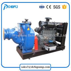 遠心下水の水ポンプまたは送油ポンプかスラリーポンプの発動を促しているディーゼル機関の主導の自己