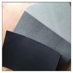 Hellgrauer und grauer und schwarzer NBR Schaumgummi für Verpackung
