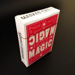 Magischer Schürhaken markierte Spielkarten mit kundenspezifischem Entwurf