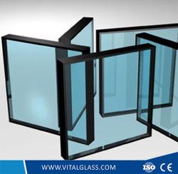 二重ガラスまたは和らげられる絶縁されるか、または空またはカーテン・ウォールかWindowsまたは絶縁体によってE/Soundの証拠の/Safety強くされる絶縁の低いガラス