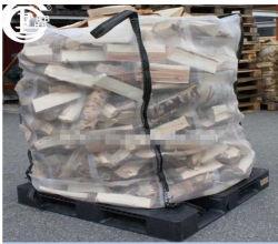Хорошо проветриваемом помещении сетка Big Bag для древесины