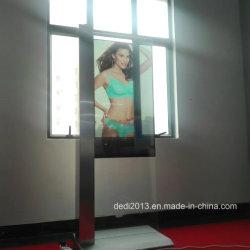 Dedi Nouveau Design 49 pouces écran LCD transparent pour la publicité