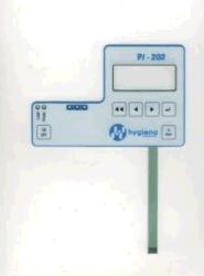 Interruptor de Membrana Material Pet