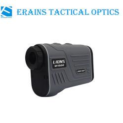 Tac Erains ótica W1000g perfeito de mão 6X22 1000m Laser de golfe de longa distância Telémetro Faixa de medição de velocidade & Golf Lockin