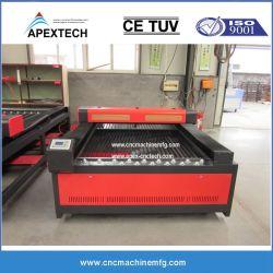 Hybride non métalliques Découpe au laser Gravure/ /bambou en cuir de la machine