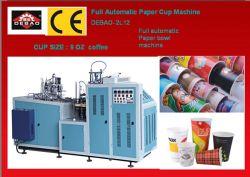 Doppelte PE-Beschichtung Papierbecher Formmaschine dB-2L12