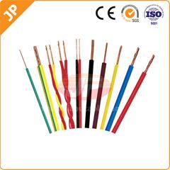 H05V-U de alta qualidade do cabo de alimentação, fio de PVC, o cabo elétrico, Fio eléctrico