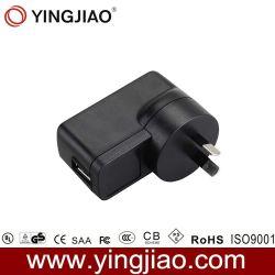 12W DC Adaptador USB de viaje universal con CE