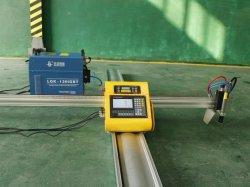 Plasma CNC portátil de la máquina de corte con soplete