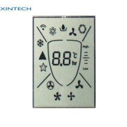 カスタムセグメントTransflectiveの燃料ディスペンサーLCDの表示