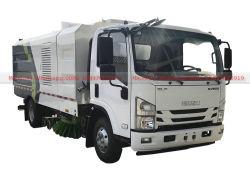 Isuzu 꼬마요정 광범위하는 청소 트럭
