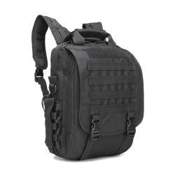 Ordinateur portable sac sacs à dos en nylon imperméable de plein air des sacs pour ordinateur portable avec doublure antichoc pour MacBook