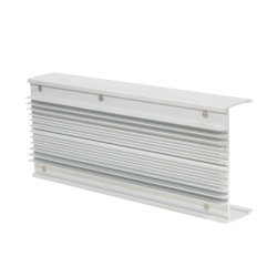 Personalizar la ventana de aluminio mecanizado CNC de disipador de calor//mecanizado de piezas de maquinaria