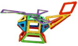 L'intelletto magnetico Neoformers divertente dei capretti ostruisce i giocattoli
