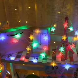 Voyant USB Star Light Feux clignotants de la batterie de chaîne de petites lumières de Noël de chaîne de célébrité Web des lumières décoratives