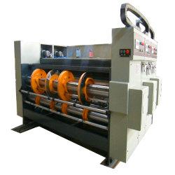 Macchina calda di Slotter di stampa della stampante della scatola del cartone di colore di vendita 2 dell'India