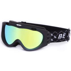 400 UV protege a lente duplo Esqui Gogglestpu espelhada da estrutura de segurança óculos de esqui com marcação, Certificado da AFP