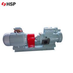 Keine Pulsieren-beständige Ausgabe-starke selbstansaugende Kompaktbauweise Drei-Spindel zähflüssige Flüssigkeit-Öl-Übergangsschrauben-Pumpe