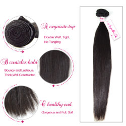 Angelbella Virgin Brazilian Hair Weave Bundles Human Hair Products