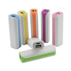 La Banca 1500mAh, alimentazione elettrica mobile, batteria portatile di potere di Smartphone del telefono delle cellule del telefono mobile del USB
