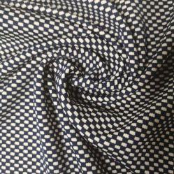 De Stof van het Netwerk van de Polyester van het Kation van de Stof van de Jacquard van de polyester