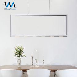 Interior minimalista moderno LED acrílico MD2018 Colgante Cuadrado de luz