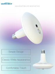 Obbligazione astuta della lampadina della macchina fotografica del IP di WiFi di 360 gradi