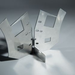 Industrieller Laser-mechanischer Ausschnitt-mechanische Teil-Herstellungs-Dienstleistungen