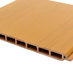 ASA-PVC Co-Si è sporto raccordo di plastica di legno esterno del comitato di parete del composto WPC