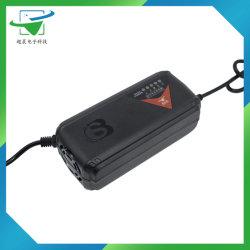 UL PSE 세륨 GS SAA Kc 16.8volt 4.5AMP Li 이온 18650 벽 AC 배터리 충전기 접합기