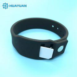 HUAYUAN passives RFID Wristbandarmband Geschenk RFID der Karte NTAG213 förderndes Silikon