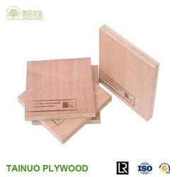 Ein Grad imprägniern 12mm/18mm Okoume das Furnierholz-Blatt für Möbel